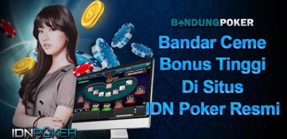 Daftar Agen Idn Poker Online Home
